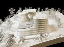 Concours | 1/500ème | Genève, 2017 | Favre et Guth Architectes