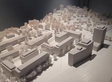 Quartier de l'Adret  | 1/500ème |Petit-Lancy, 2014 | Luc Malnati & Leonard Verest Architectes Urbanistes Sàrl