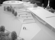Concours |  Palette | 1/500ème | Genève, 2011 | Brodbeck et Roulet
