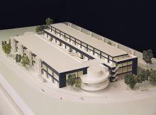Halle industrielle | 1/250 | Satigny- GE 2012 | Itten+Brechbühl SA