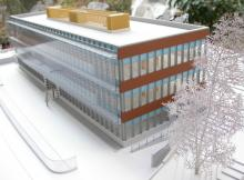 Entreprise Fiedler | 1/100ème | Genève, 2006 | S+M architectes