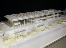 Mégaron - Centre Associatif  |1/100 | Lancy – GE 2014 | Brodbeck et Roulet