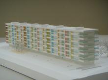 Projet LMI | 1/500 | Genève, 2010 | Brodbeck et Roulet